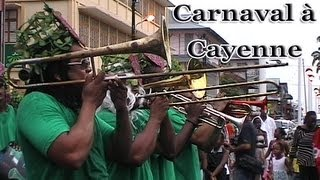 preview picture of video 'Carnaval à Cayenne 1 [HQ]'