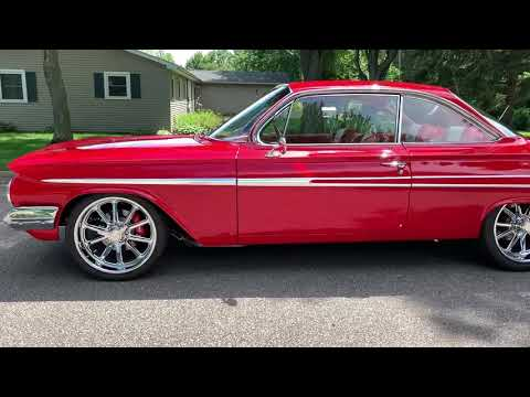 Video of '61 Impala - QGZL