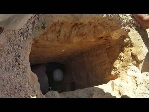 اثناء دفن   رندة راجح جواد في النجف الاشرف