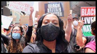 Flying Back to New York for Black Lives Matter Protest...