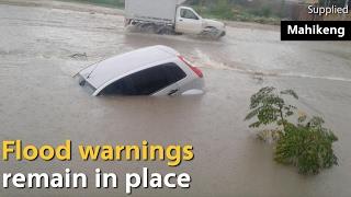 Wet, wet, wet! Heavy rainfall and flooding batter SA
