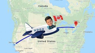 Illiminate in Canada!