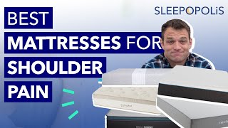 Best Mattress for Shoulder Pain (2020) - Our Top 5!