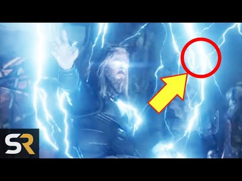 30 Things You Missed In Avengers: Endgame