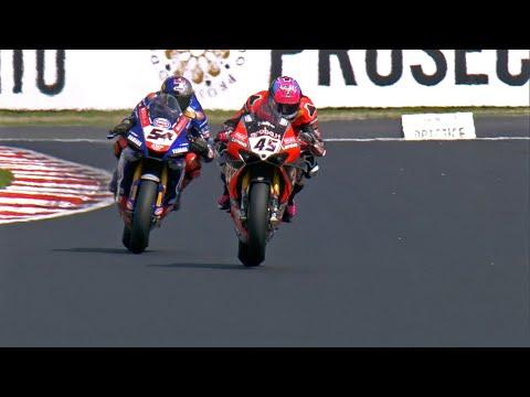スーパーバイク世界選手権 SBK 第6戦チェコ レース1のラストラップ動画
