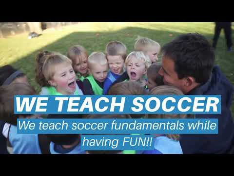 Toddler Soccer in the Woodlands Conroe, Spring and Houston in Texas