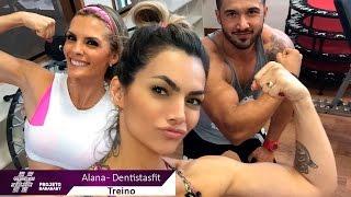 Treino - Alana - Dentistasfit - Projeto Baba Baby