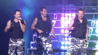 98 degrees do you wanna dance  live in Greenville SC