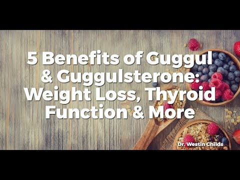 5 Benefits of Guggul & Guggulsterone: Weight Loss, Thyroid Function & More