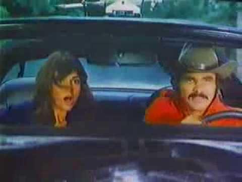 Smokey and the Bandit Movie Trailer