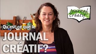 Le journal créatif: une technique inspirante par Anne-Marie Jobin