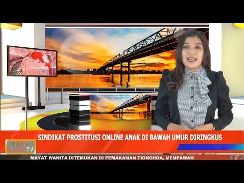 Sindikat Prostitusi Online Anak Bawah Umur Diringkus Polisi di Pontianak, Satu Korbannya sedang Hamil
