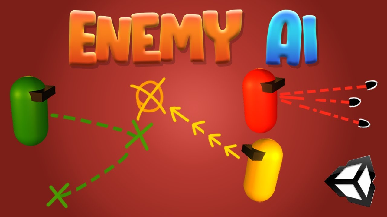 FULL 3D ENEMY AI in 6 MINUTES! || Unity Tutorial