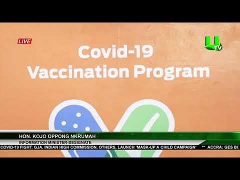 'Help Address Propaganda Against Covid-19 Vaccine' - Oppong Nkrumah