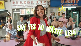 Say YES to Waste Less MV