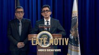 "LATE MOTIV - Berto Romero. ""Esa Pareja De Señores Mayores""  | #LateMotiv535"