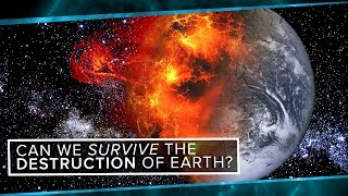 Can We Survive the Destruction of the Earth? ft. Neal Stephenson | Space Time | PBS Digital Studios