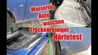 auto waschen ohne wasser -  autowaschen ohne wasser test 2019 - auto trockenwäsche ohne kratzer test