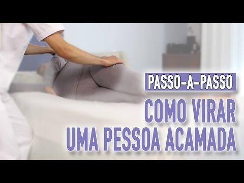 Imagem ilustrativa do vídeo: Como virar uma pessoa acamada