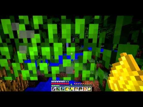 Незабываемые приключения в minecraft 1.2.3 (часть 31).Fomka31