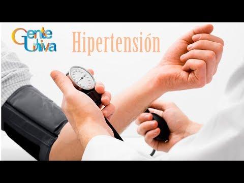 La presión arterial, en el camino