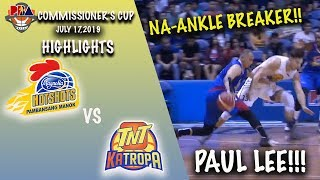 MAGNOLIA HOTSHOTS VS TNT KATROPA PBA HIGHLIGHTS (COMM'S CUP 2019)
