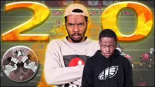 Can Juice Complete The Sweep And Take ALL Momentum! (Madden Beef Ep.55)
