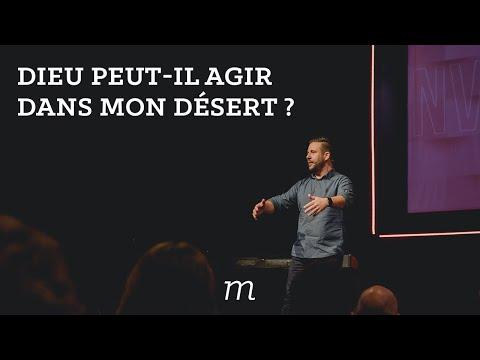 Dieu peut-il intervenir dans le désert ?