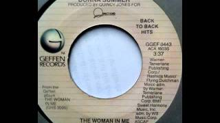 "The Woman In Me (The ""Feelin' Mighty Real"" Extended Edit) - Donna Summer"