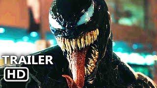VENOM Official Trailer (2018) Tom Hardy Movie HD