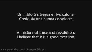 Tiziano Ferro - Perdono (English lyrics translation)