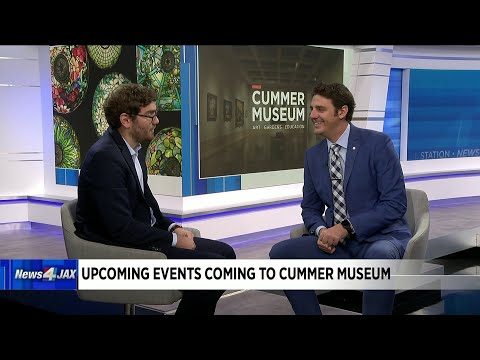 Fall fun at the Cummer Museum of Art and Gardens
