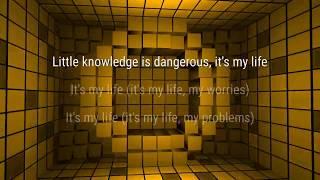 Dr Alban   It's My Life (Lyric Video)