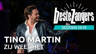 Tino Martin   Zij Weet Het | Beste Zangers 2018