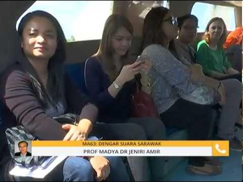 MA63: Dengar suara Sarawak