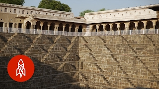 Get Lost in the Maze-Like Stepwell of Chand Baori