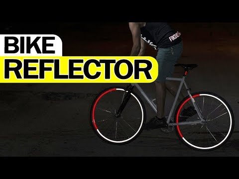 Top 5 bike reflectors for high visibility and safety