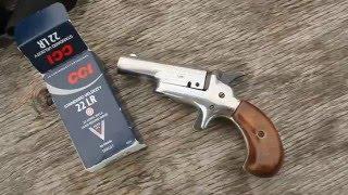 derringer 22 homemade - TH-Clip
