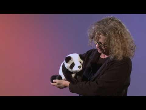 plyšový Mládě pandy