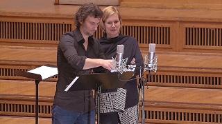 Jonas Kaufmann & Julia Kleiter⭐Im Tonstudio/aus Korngolds 'Tote Stadt'
