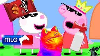 I edited a peppa pig episode again! (Part 2)