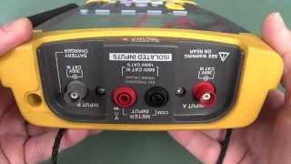 EEVblog #808   Fluke 196 Scopemeter Repair