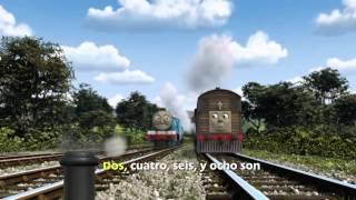 Canción: Ronda de nombres- Thomas & Friends Latinoamérica