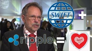 Ripple XRP: SWIFT Board Member Basically States That A Collaboration Will Happen