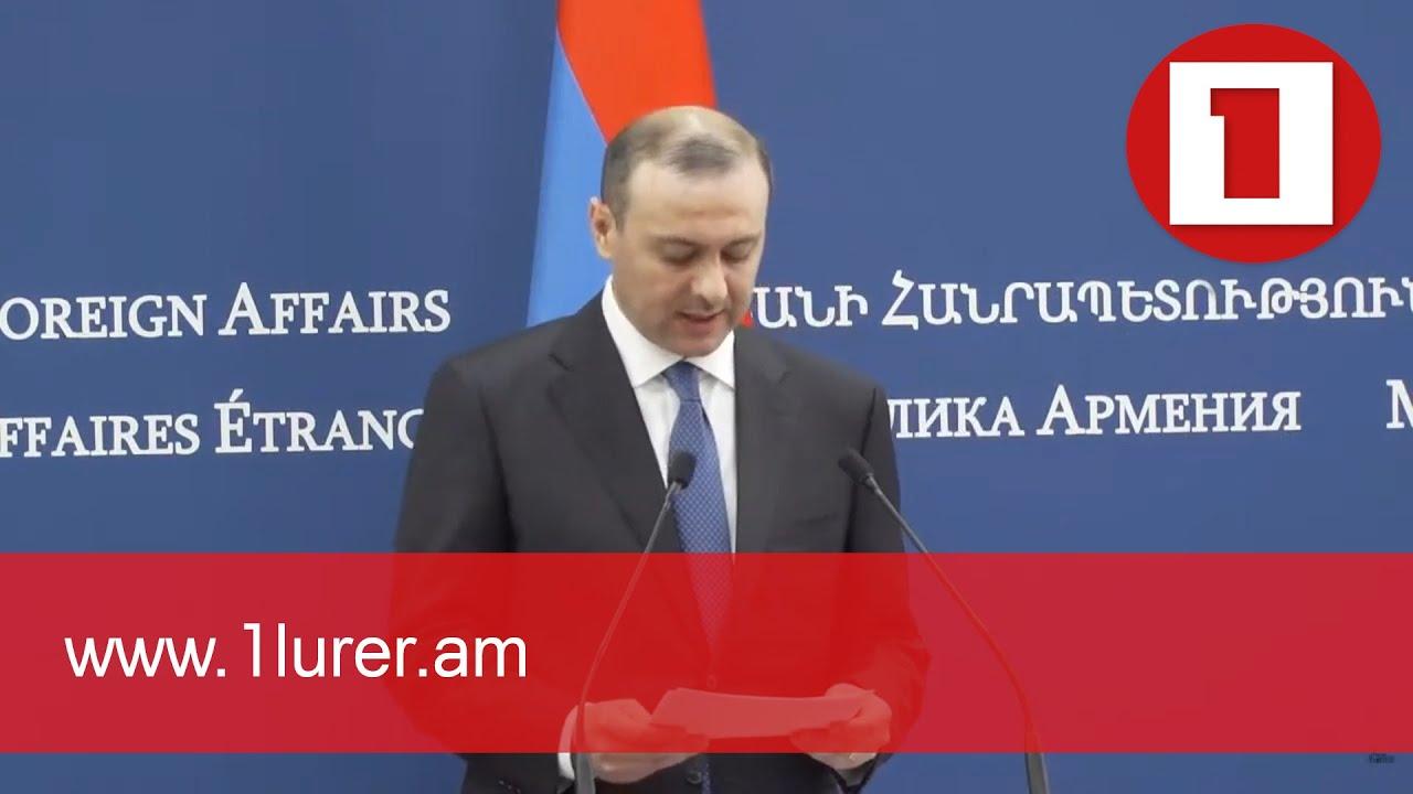 Armenia and Artsakh are facing security problems: Armen Grigoryan