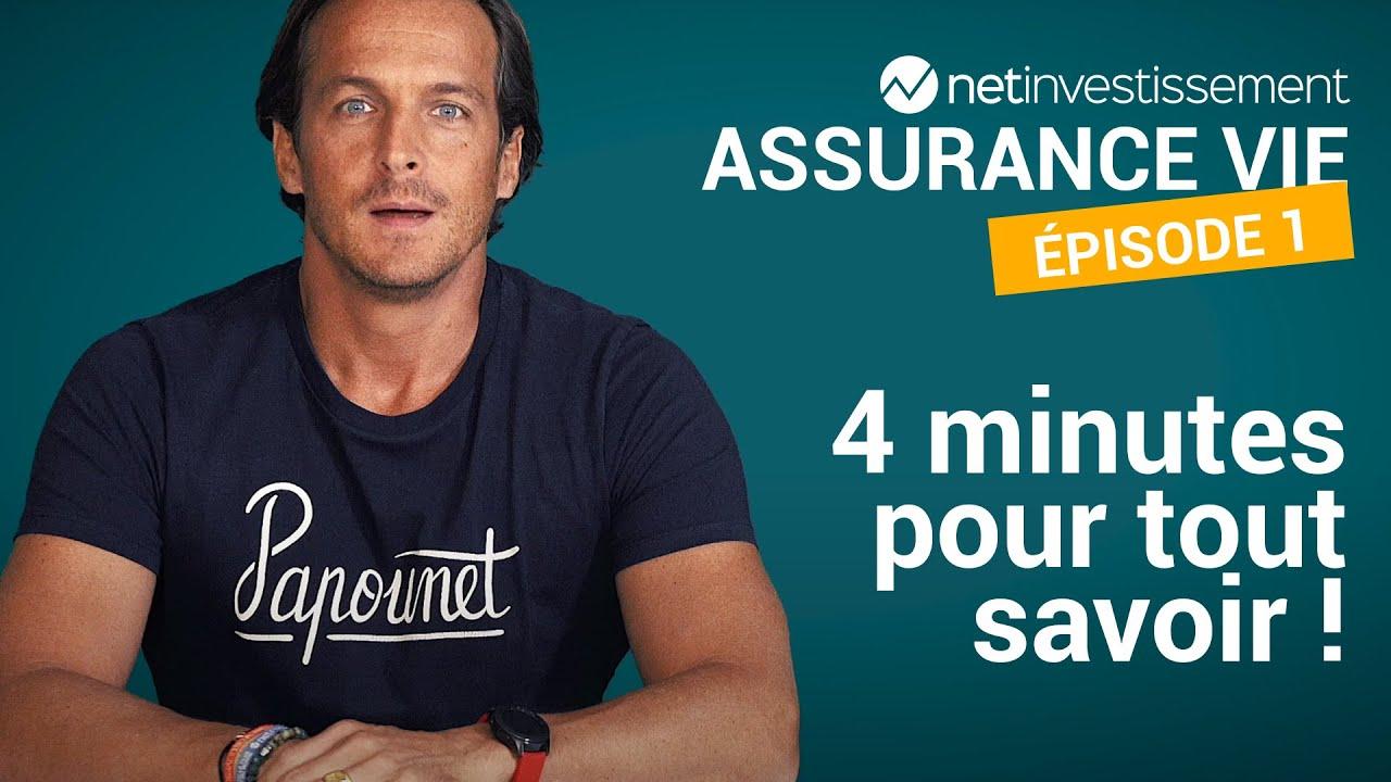 Qu'est-ce qu'une assurance vie ? Le tuto placement Net Academy (EPI 1) | Netinvestissement