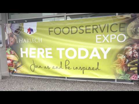 Foodservice Expo 2017 | Harlech Foodservice