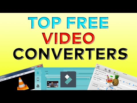 Best FREE VIDEO CONVERTERS Of 2018 Mp3