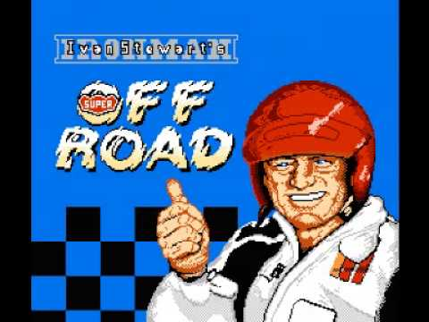 Ivan Iron Man Stewart's Super Off Road (NES) Music - Title Theme & Speed Shop