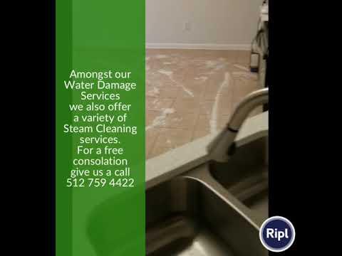 Water Damaged Restoration